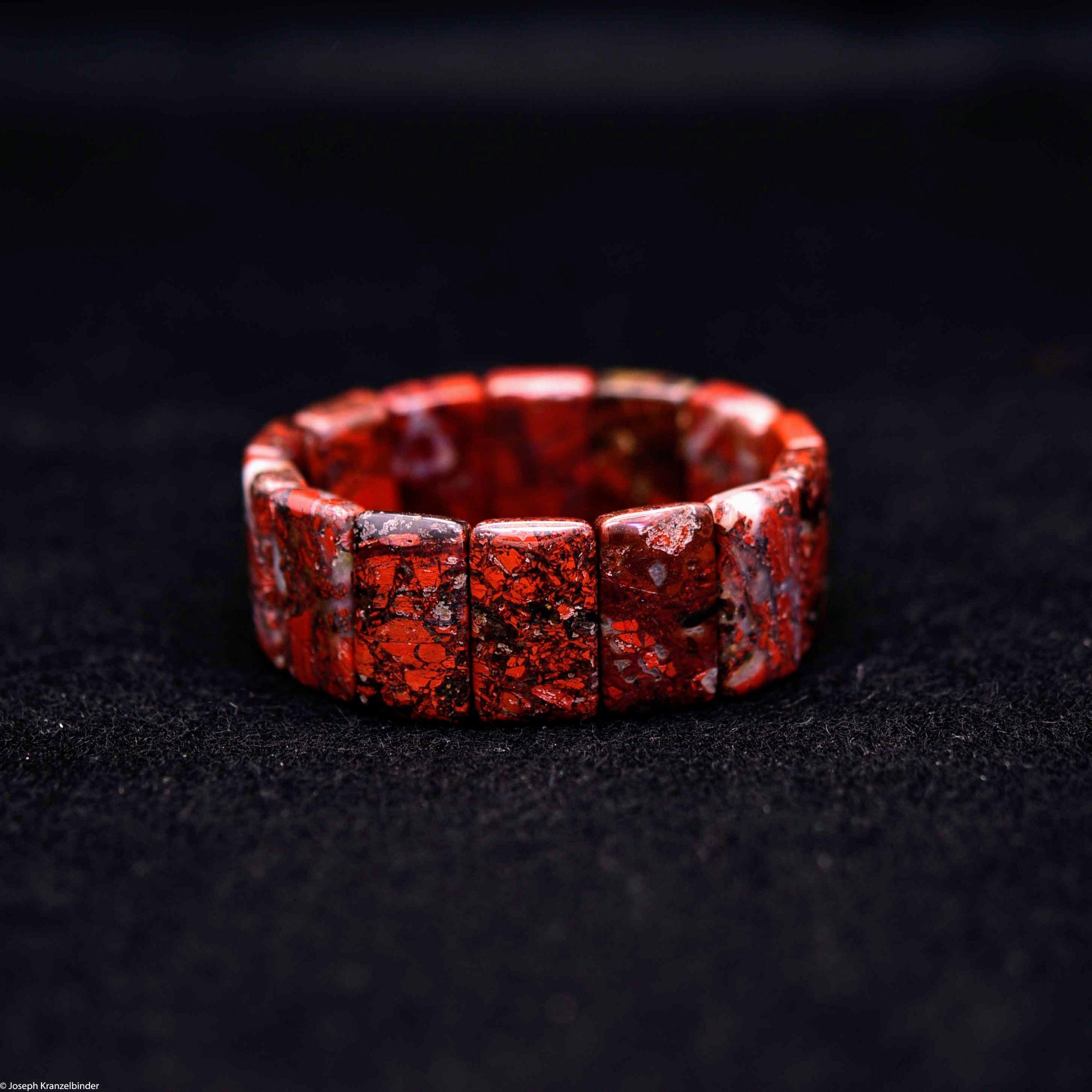 Armband Roter Japsis